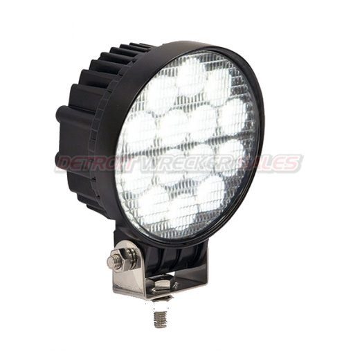 14 Clear LEDs, Round
