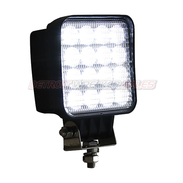 16 Clear LEDs, Square