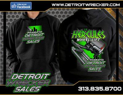 Lil Hercules™ Wheel Lift Archives | Detroit Wrecker Sales